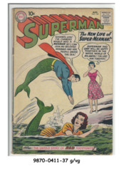 Superman #139 © August 1960, DC Comics