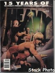 Heavy Metal Special v6#4 Dec 1992