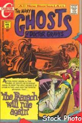 Many Ghosts of Dr. Graves #027