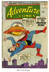 ADVENTURE COMICS #264 © 1959 DC Comics