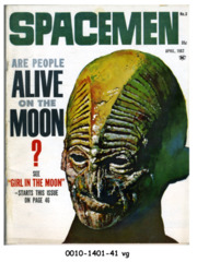 Spacemen #3 © April 1962 Warren/Spacemen