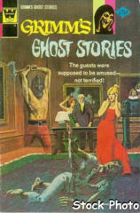 Grimm's Ghost Stories #20 © November 1974 Gold Key