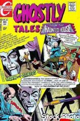 Ghostly Tales #083 © December 1970 Charlton