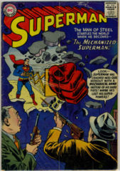 SUPERMAN #116 © September 1957 DC Comics