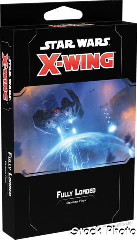 Star Wars X-Wing: 2nd Edition - Fully Loaded Devices Pack