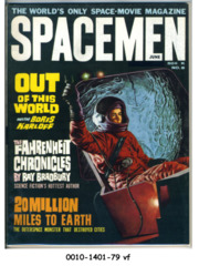 Spacemen #8 © June 1964 Warren/Spacemen