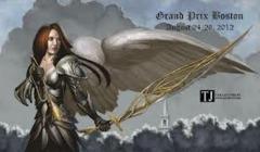 Grand Prix Boston 2012 Angel Playmat