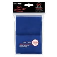 Blue Ultra Pro Sleeves 100 ct