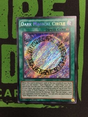 Dark Magical Circle TDIL-EN057 Secret Rare 1st Edition