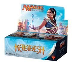 Kaladesh Booster Box + 4 Extra Packs (40 Total Booster Packs)