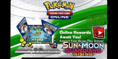 36x Pokemon Online Guardians Rising Booster Pack Code Cards (1 Booster Box, Unused)