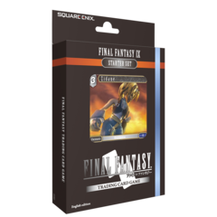 Final Fantasy 9 (FFIX) Opus 3 Starter Deck