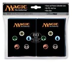 Magic: the Gathering 5-Mana Symbols Sleeves 80 ct Series 2