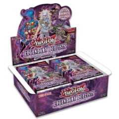 YU-GI-OH CCG: LEGENDARY DUELISTS BOOSTER- IMMORTAL DESTINY