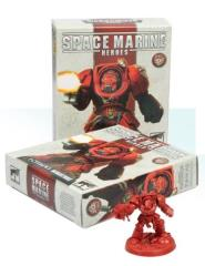 Space Marine Heroes Series 2 Booster