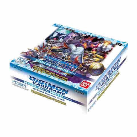 Digimon V1.0  24ct Booster Box