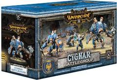 Battlegroup - Cygnar