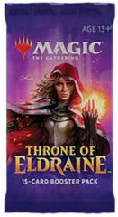 MAGIC THE GATHERING: THRONE OF ELDRAINE: Draft Booster