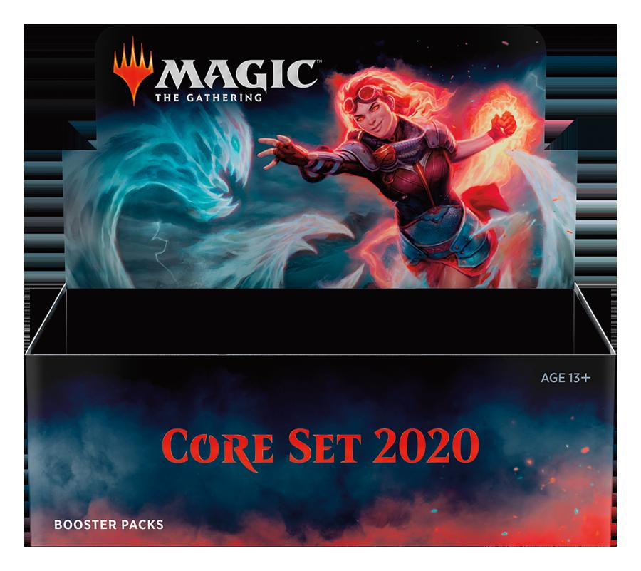 Ultimate Bundle Core 2020(3 Booster Boxes, 2 Phatpacks(bundles))