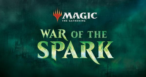 War of spark Ultimate Bundle(2x box bundle 2x pw decks)