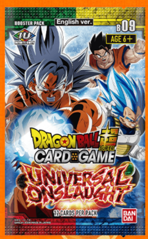 UNIVERSAL ONSLAUGHT Booster Box