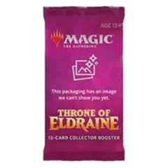 MAGIC THE GATHERING: THRONE OF ELDRAINE: Collector's Booster