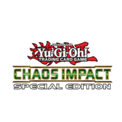 YU-GI-OH CCG: SPECIAL EDITION BOOSTER - CHAOS IMPACT