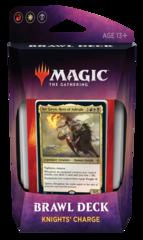 Magic The Gathering Throne of Eldraine: Brawl Deck Knights Charge RWB