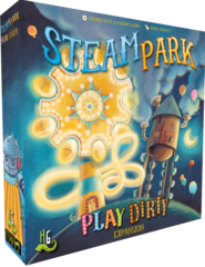 Steam Park Play Dirty Expansion