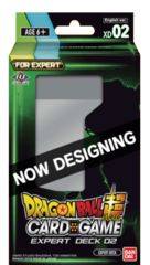 DRAGON BALL SUPER: SERIES 8 EXPERT DECK 2 - ANDROID DUALITY