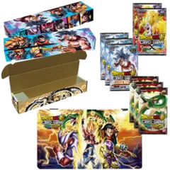 DRAGON BALL SUPER: COLLECTORS VALUE BOX