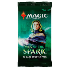 war of the spark booster pack