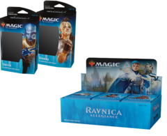 Ravnica Allegiance Booster box + PW Decks