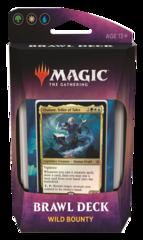Magic The Gathering Throne of Eldraine: Brawl Deck Wild Bounty GWB