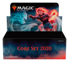 Core 2020 Booster Box
