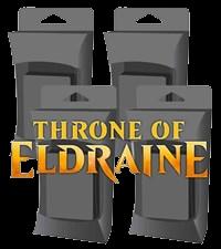 MAGIC THE GATHERING: THRONE OF ELDRAINE: Brawl Decks (set of 4)