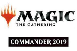 Commander 2019: Theme Deck (Morph)