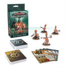 Warhammer Underworlds Shadespire: The Chosen Axes (Expansion)