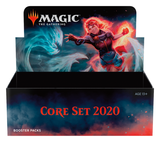 Core 2020 Booster Case