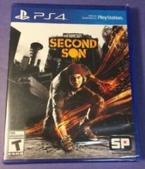Infamous Second Son(NEW)