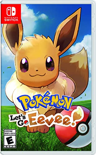 Pokemon Lets Go Eevee (New)