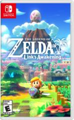 The Legend Of Zelda Link's Awakening (New)