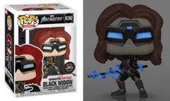 Pop! Marvel 360: Avengers: Black widow Glow Chase