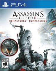 Assassin's Creed III Remastered (new)