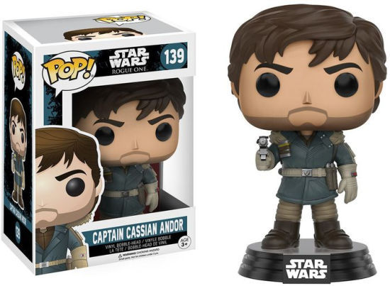 POP ! Star Wars 139 : Captain Cassian Andor