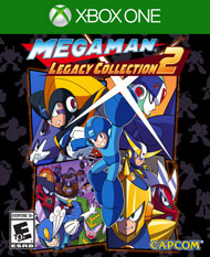 Megaman Legacy Collection 2 (New)