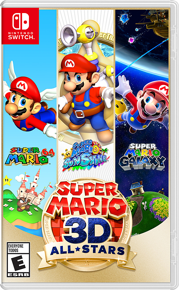 Super Mario 3D All-Stars (New)