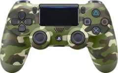 Playstation Dualshock 4 Green Camouflage Controller (New)