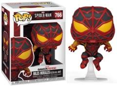 Pop! Marvel 766 : Miles Morales (S.T.R.I.K.E Suit)