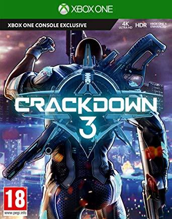 Crackdown 3 (New)
